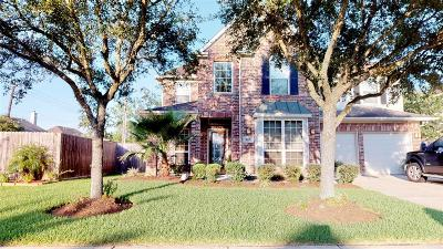 Seabrook Single Family Home For Sale: 2235 Water Way