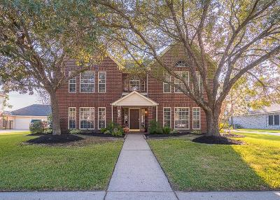 Friendswood Single Family Home For Sale: 1604 White Wing Circle