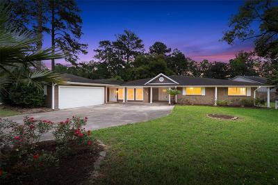 Houston Single Family Home For Sale: 2104 Northshore Drive
