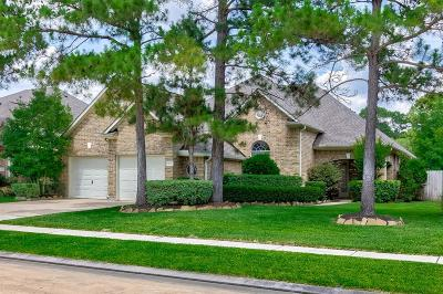 Cypress Single Family Home For Sale: 14626 Saddle Briar Lane
