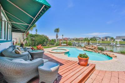 League City Single Family Home For Sale: 908 Davis Road