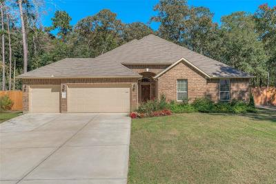 Conroe Single Family Home For Sale: 4543 Axis Trail