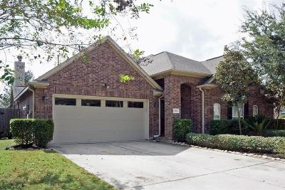 Sugar Land Single Family Home For Sale: 6806 Fitzgerald Court
