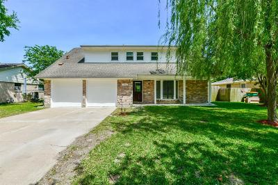 Pearland Single Family Home For Sale: 2713 Livingston Drive