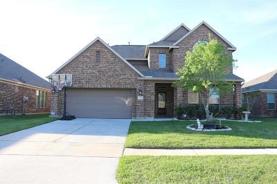 Rosenberg Single Family Home For Sale: 2710 Intrepid Trail