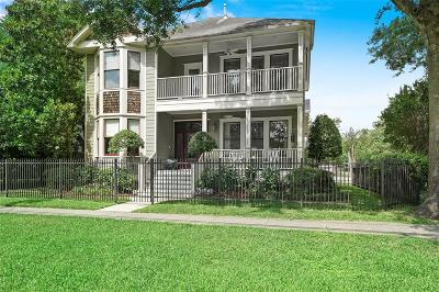 Houston Single Family Home For Sale: 2531 Nicholson Street