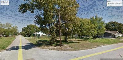 Residential Lots & Land For Sale: 4818 Wylie Street