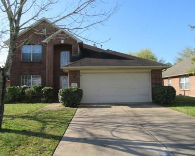 Pearland Single Family Home For Sale: 5302 Balmorhea Drive