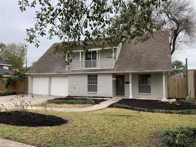 Houston Single Family Home For Sale: 11023 Sagewillow Lane