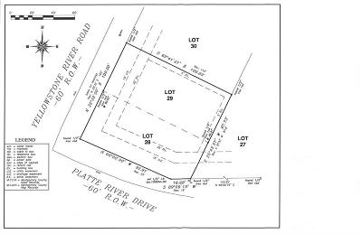 Conroe Residential Lots & Land For Sale: Yellowstone River Road Street