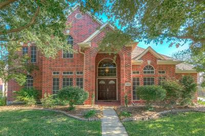 Spring Single Family Home For Sale: 18414 Crooked Oak Way