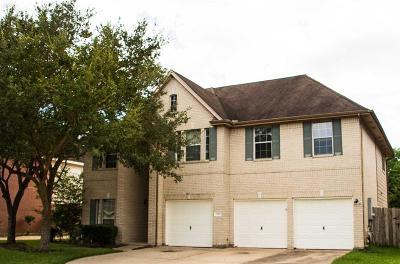 Pasadena Single Family Home For Sale: 7522 Timberline Drive