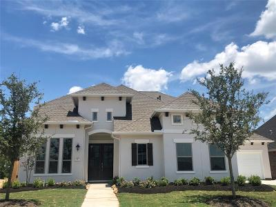 Katy Single Family Home For Sale: 1130 McMurtry Ridge Drive