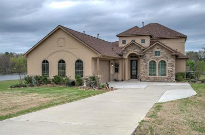 Willis Single Family Home For Sale: 1702 Opal Trail
