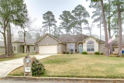 Willis Single Family Home For Sale: 14932 Pollux Drive