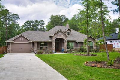 Porter Single Family Home For Sale: 22858 Gila Drive