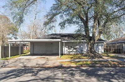 Pasadena Single Family Home For Sale: 917 Vivian Avenue