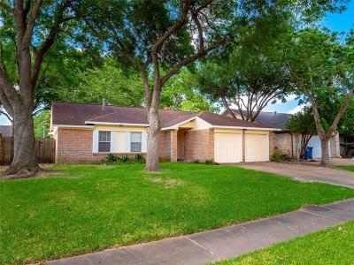 Houston Single Family Home For Sale: 16111 Sierra Grande Drive