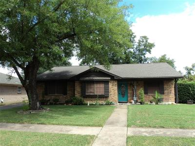 Pasadena Single Family Home For Sale: 4419 Navajo Street