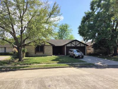 League City Single Family Home For Sale: 2825 Woodhall Court
