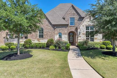 Katy Single Family Home For Sale: 3218 Wimberly Place Lane