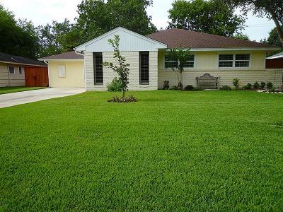 Houston Single Family Home For Sale: 4418 Kinglet Street