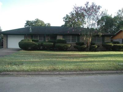 Sweeny Single Family Home For Sale: 1456 Camellia Drive