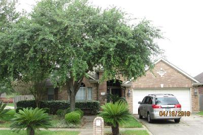 Houston Single Family Home For Sale: 8303 Major Blizzard Drive