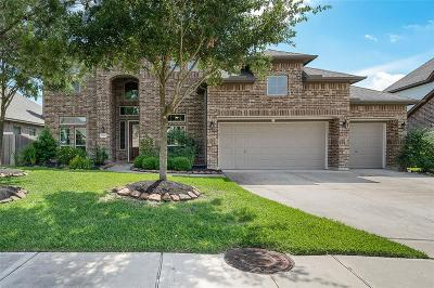 Summerwood Single Family Home For Sale: 15811 Bryan Creek Court