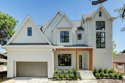 Houston Single Family Home For Sale: 3658 Blue Bonnet Boulevard