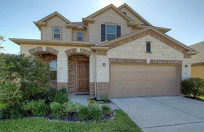 Katy Single Family Home For Sale: 4430 Ashberry Pine Lane #4430