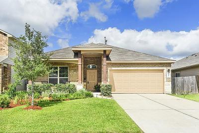 Conroe Single Family Home For Sale: 9426 East Woodmark