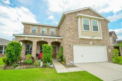 Manvel Single Family Home For Sale: 2906 Mustang Meadow Lane