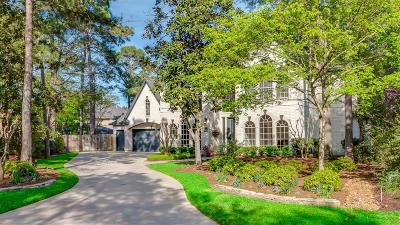 The Woodlands Single Family Home For Sale: 2 Moss Bluff Court