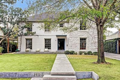 Houston Single Family Home For Sale: 2411 Reba Drive