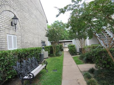 Houston Condo/Townhouse For Sale: 8787 Brae Acres Rd Road #812