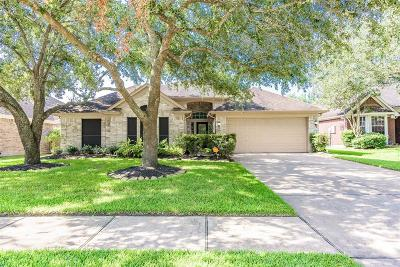 League City Single Family Home For Sale: 2130 Emerald Cove Drive