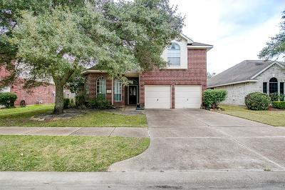 Pearland Single Family Home Pending: 922 Norfolk Drive