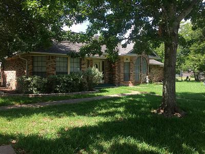 Schulenburg Single Family Home For Sale: 100 E Summit Street