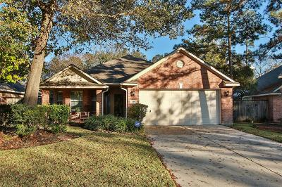 The Woodlands Single Family Home For Sale: 10 Camber Pine Place