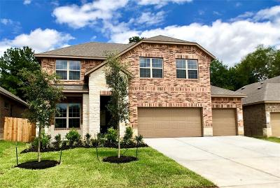 Tomball Single Family Home For Sale: 25806 Balsamwood Drive