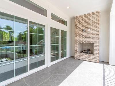 Houston Single Family Home For Sale: 1515 Weber Street #A