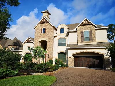 The Woodlands Single Family Home For Sale: 51 Player Vista Place