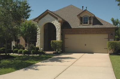 Tomball Single Family Home For Sale: 10 Handbridge Place