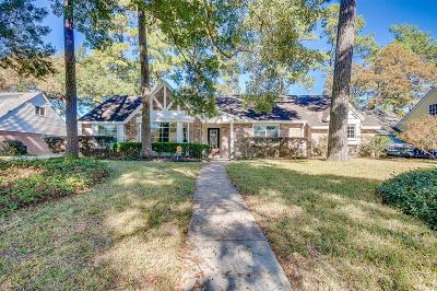 Conroe, Houston, Montgomery, Pearland, Spring, The Woodlands, Willis Single Family Home For Sale: 12710 Old Oaks Drive