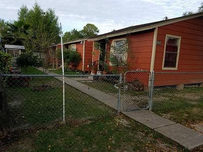 Houston Multi Family Home For Sale: 14311 N E Hershe Street