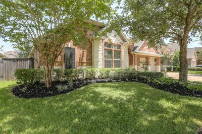 Katy Single Family Home For Sale: 1515 Crystal Meadow Place
