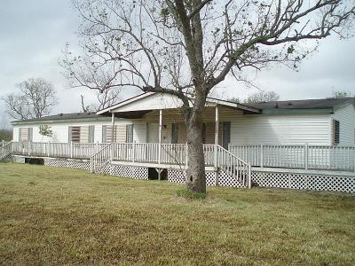 Galveston County Single Family Home For Sale: 19002 Murphy Road