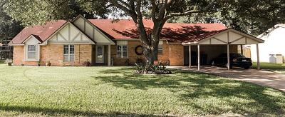 Katy Single Family Home For Sale: 5919 Yes Street
