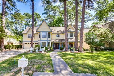 Houston Single Family Home For Sale: 20714 Trellis Lane
